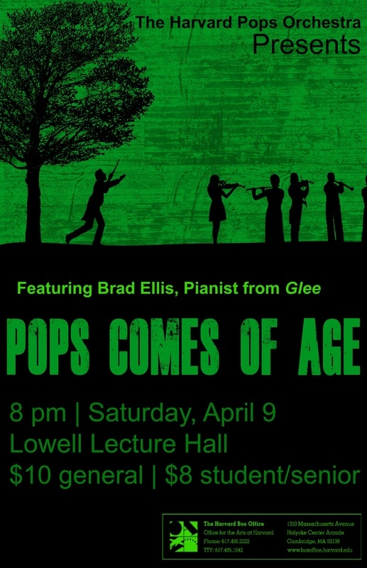 The Harvard Pops Orchestra: Concerts - THE HARVARD POPS ORCHESTRA